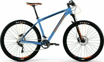 Mountainbike Centurion Backfire Pro 600.29 2020 43 cm frei Haus
