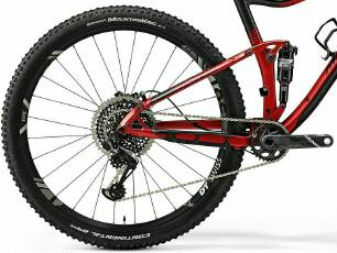 Mountainbike Merida One-Twenty 8000 Fully Carbon 29er  2018