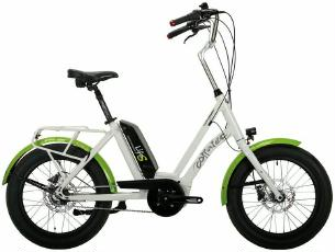 E-Bike Corratec Life S Active 400 2018 frei Haus