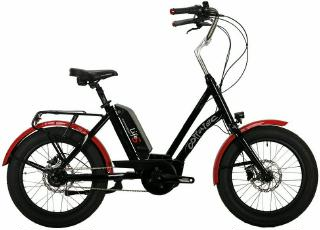 E-Bike Corratec Life S Active 500 2018 frei Haus