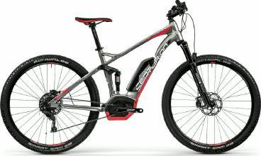 E-Bike Centurion Lhasa E R2500.29 Fully 2018 fr...