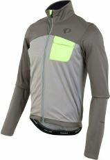 Winterjacke Pearl Izumi Select Escape Softshell Jacket Grau