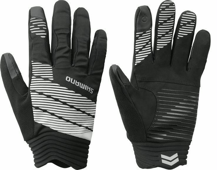 Handschuhe Shimano Thin Windbreak Gloves Herren M
