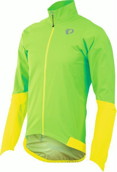 Regenjacke Pearl Izumi Elite WxB Jacket Herren Grün XL