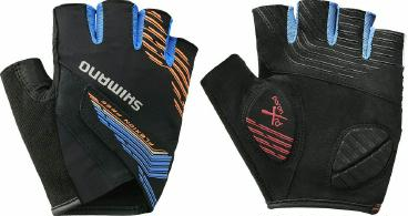 Handschuhe Shimano Advanced Gloves Schwarz Herren