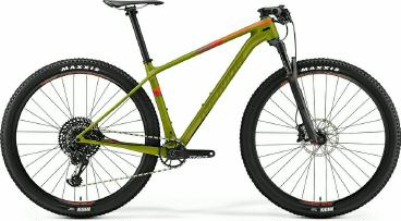 Mountainbike Merida Big.Nine 6000 Carbon 29er 2019