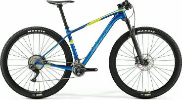 Mountainbike Merida Big.Nine XT Carbon 29er 2019