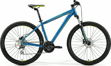 Mountainbike Merida Big.Seven 20-D 27,5er 2019
