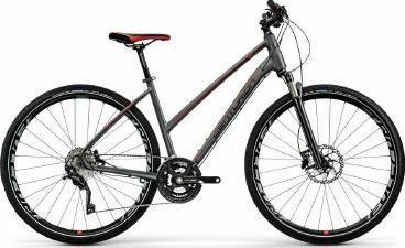 fahrräder > crossräder: Centurion Crossrad  Cross Line Pro 2000 Tour 20202021 43 cm frei Haus