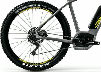 E-Bike Centurion Backfire Trail E R850 2019