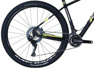 Mountainbike Corratec Revolution Race Carbon 2019