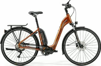 E-Bike Merida Espresso City 500 EQ 2019