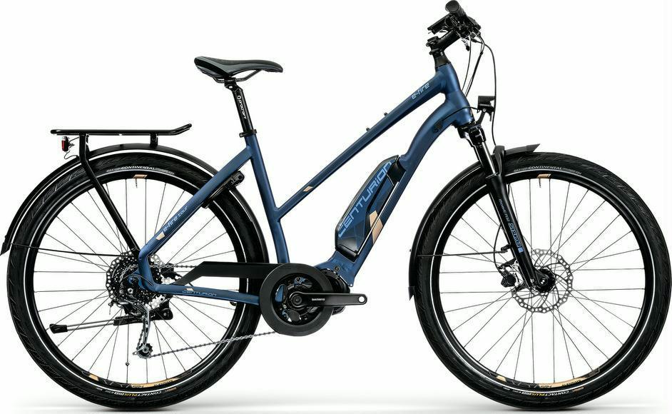 E-Bikes: Centurion E-Bike  E-Fire Tour F750 2020 53 cm frei Haus