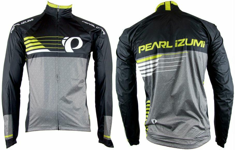 Windjacke Pearl Izumi Elite LTD Wind Jacket Herren S
