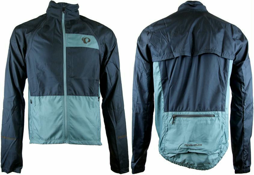 Windjacke Pearl Izumi Elite Escape Convertible Jacket M