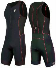Bekleidung > trikots/Trikots: Pearl Izumi Triathlonanzug  Elite Pursuit TRI Suit Herren M coral