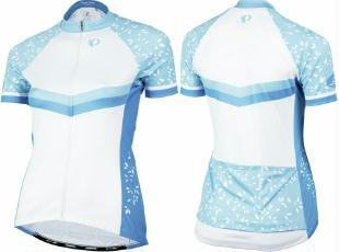 Bekleidung > trikots/Trikots: Pearl Izumi Trikot  W Elite Pursuit LTD Jersey Damen WeißBla XL