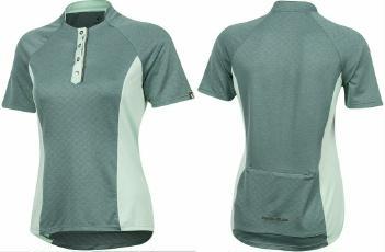 Bekleidung > trikots/Trikots: Pearl Izumi Trikot  W Select Escape Texture Jersey Damen L