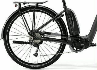 E-Bike Merida Espresso City 300 EQ 2020 Schwarz