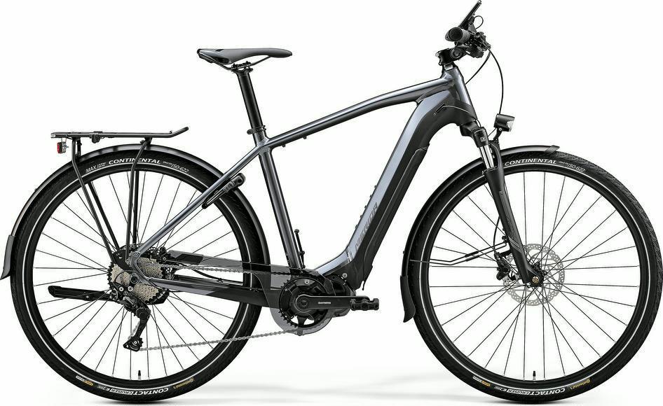 E-Bikes: MERIDA E-Bike Merida eSpresso 600 EQ Herren 2020 L frei Haus