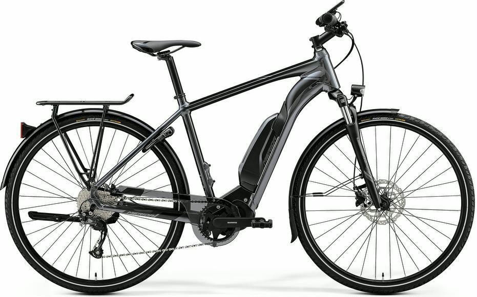 E-Bikes: MERIDA E-Bike Merida eSpresso 300 SE EQ Herren 2020 XL frei Haus