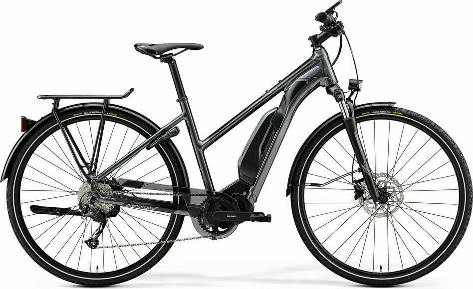 E-Bikes: MERIDA E-Bike Merida eSpresso L 300 SE EQ 2020 M frei Haus