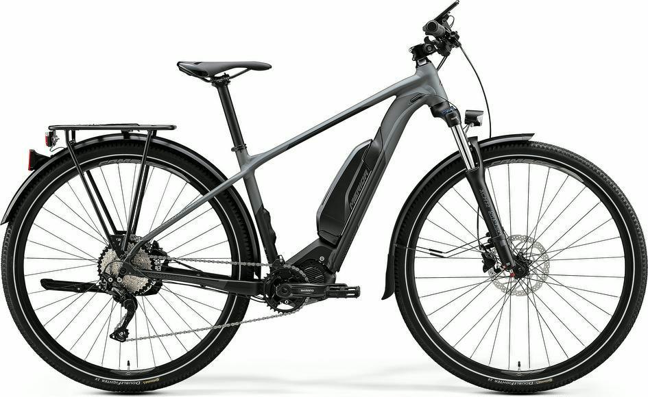 E-Bikes: MERIDA E-Bike Merida eBig.Nine 300 SE EQ 29er 2020 XL Grau frei Haus
