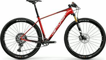 Mountainbike Centurion Backfire Carbon Team 2020 43 cm frei Haus