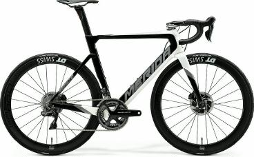 Rennrad Merida Reacto Disc 10K-E Carbon 2020