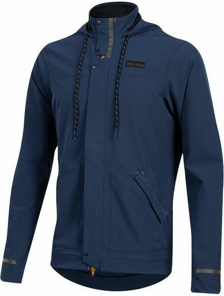 Fahrradjacke Pearl Izumi  Versa Barrier Jacket Herren Navy L