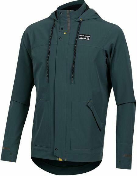 Fahrradjacke Pearl Izumi  Versa Barrier Jacket Herren Grün L