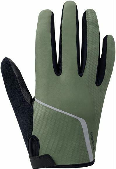 Handschuhe Shimano Original Long Gloves Herren XL