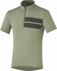 Bekleidung > trikots/Trikots: Shimano Trikot  Pavement Jersey Herren XXl