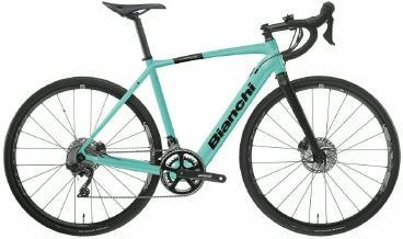 E-Bikes: Bianchi E-Bike  Impulso E-Road Ultegra Disc 2021 M frei Haus
