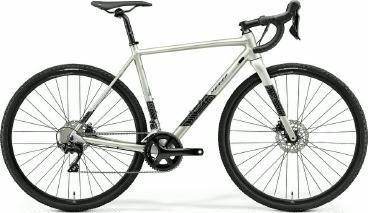 fahrräder > crossräder: MERIDA Crossrad Merida Mission CX 400 2021 59 cm frei Haus