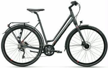 fahrräder > Fahrräder: Koga Trekkingrad  F3 5.0 S Tiefeinsteiger Schwarz 20202021 50 cm frei Haus