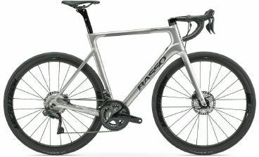 fahrräder > Fahrräder: Basso Rennrad  Astra Disc Carbon Sram Force AXS 2021 Vorverka 53 cm Siena Terra frei Haus