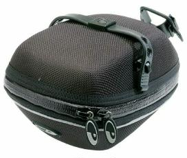 Zubehör/Taschen: Procraft Satteltasche  Hardcase