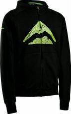 Bekleidung > trikots/Trikots: MERIDA Jacke Merida Zip-Hoodie Brand Edition M