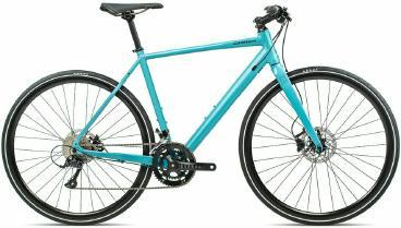 Fitnessbike Orbea Vector 20 2021 Vorverkauf L, Blau frei Haus