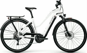 E-Bikes: Centurion E-Bike  E-Fire Tour R860I 2021 Weiß 2021 53 cm frei Haus