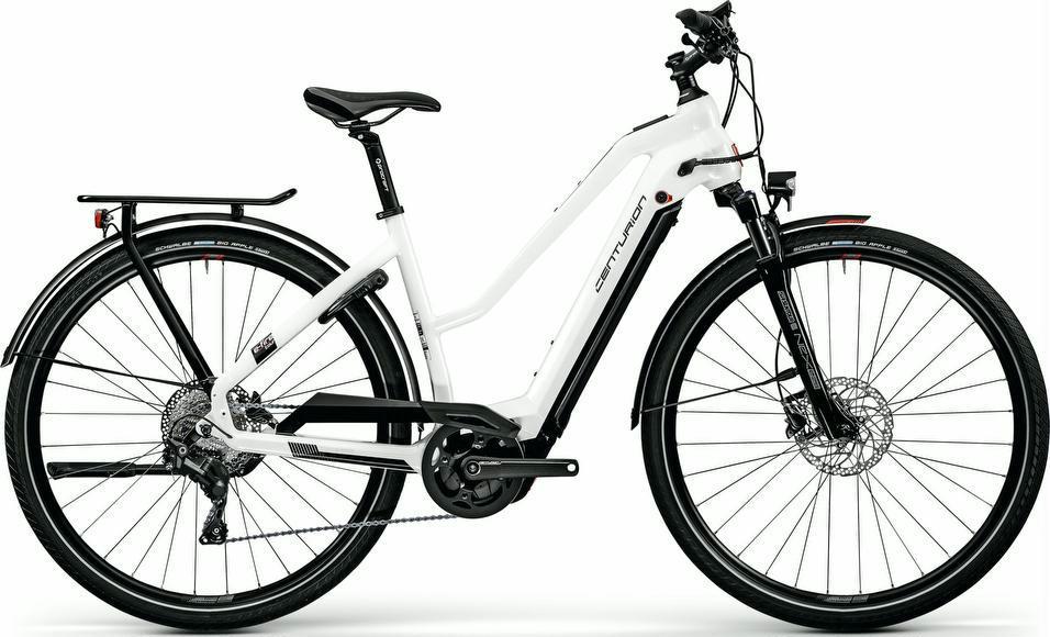 E-Bikes: Centurion E-Bike  E-Fire Tour R860I 2021 Weiß 2021 48 cm frei Haus