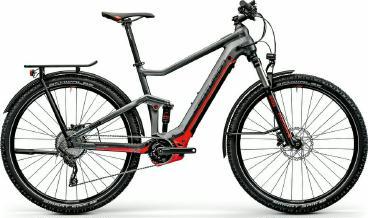 E-Bikes: Centurion E-Bike  Lhasa E R750I EQ Fully 2021 Vorverkauf L frei Haus