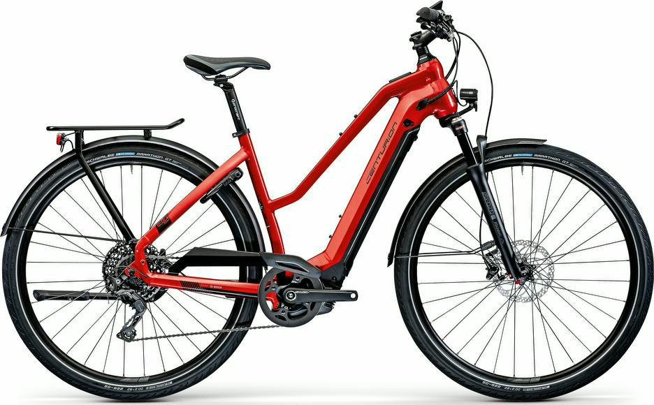 E-Bikes: Centurion E-Bike  E-Fire Tour R2600I SMC 2021 43 cm frei Haus