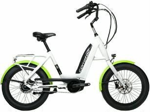 E-Bikes: Corratec E-Bike  LifeS AP5 RD 8S 2022 Weiß  frei Haus