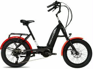 E-Bikes: Corratec E-Bike  LifeS AP5 RD 8S 2022 Schwarz frei Haus
