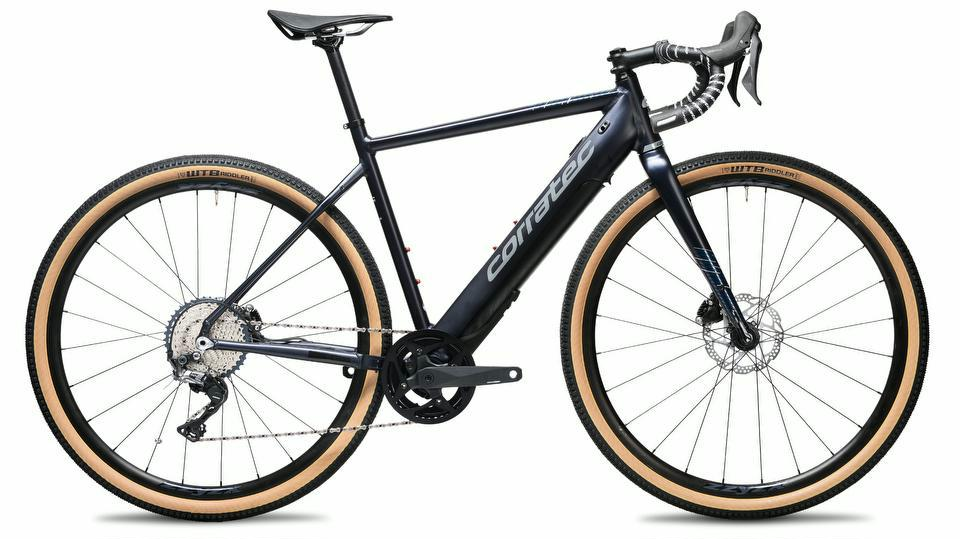 E-Bikes: Corratec E-Bike  E-Allroad 2021 56 cm frei Haus