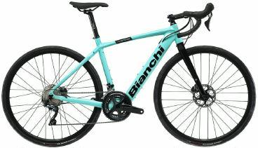 E-Bikes: Bianchi E-Bike  E-Road Impulso Ultegra Disc 2022 XL frei Haus