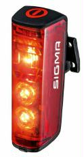 Zubehör > beleuchtung: Sigma Sport Rückleuchte Sigma Blaze LED Rücklicht USB