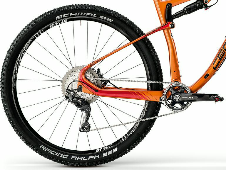 mountainbike centurion numinis carbon xc fully. Black Bedroom Furniture Sets. Home Design Ideas